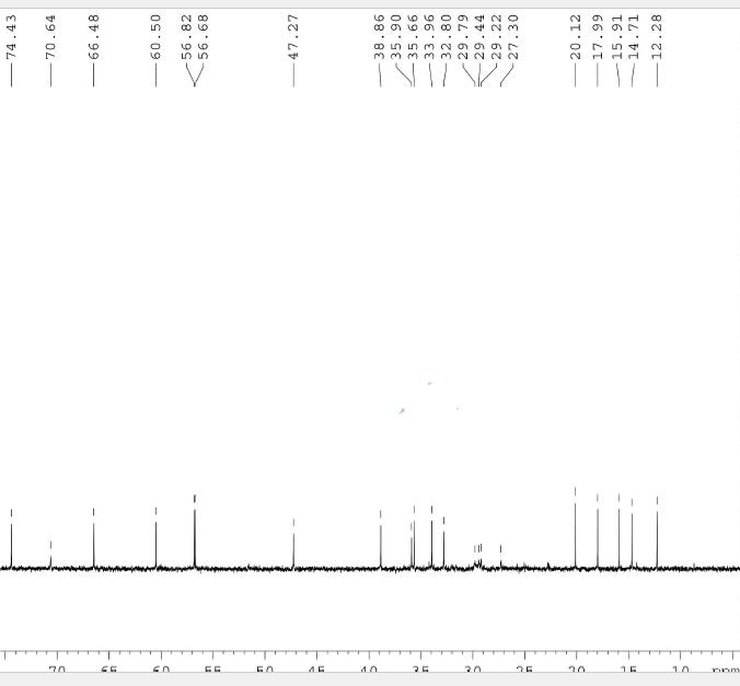 安丝菌素P-3 CAS号 66547-09-9 核磁-2