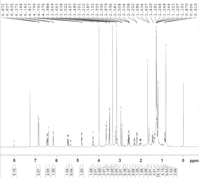 安丝菌素P-3 CAS号 66547-09-9 核磁-3