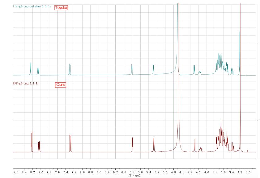 核磁对比-2-氯-4-硝基苯基4-O-β-吡喃半乳糖苷麦芽糖苷(Gal-G2-CNP) CAS号 157381-11-8