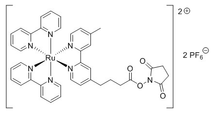 TAG-NHS-酯 CAS 161698-59-5 结构式